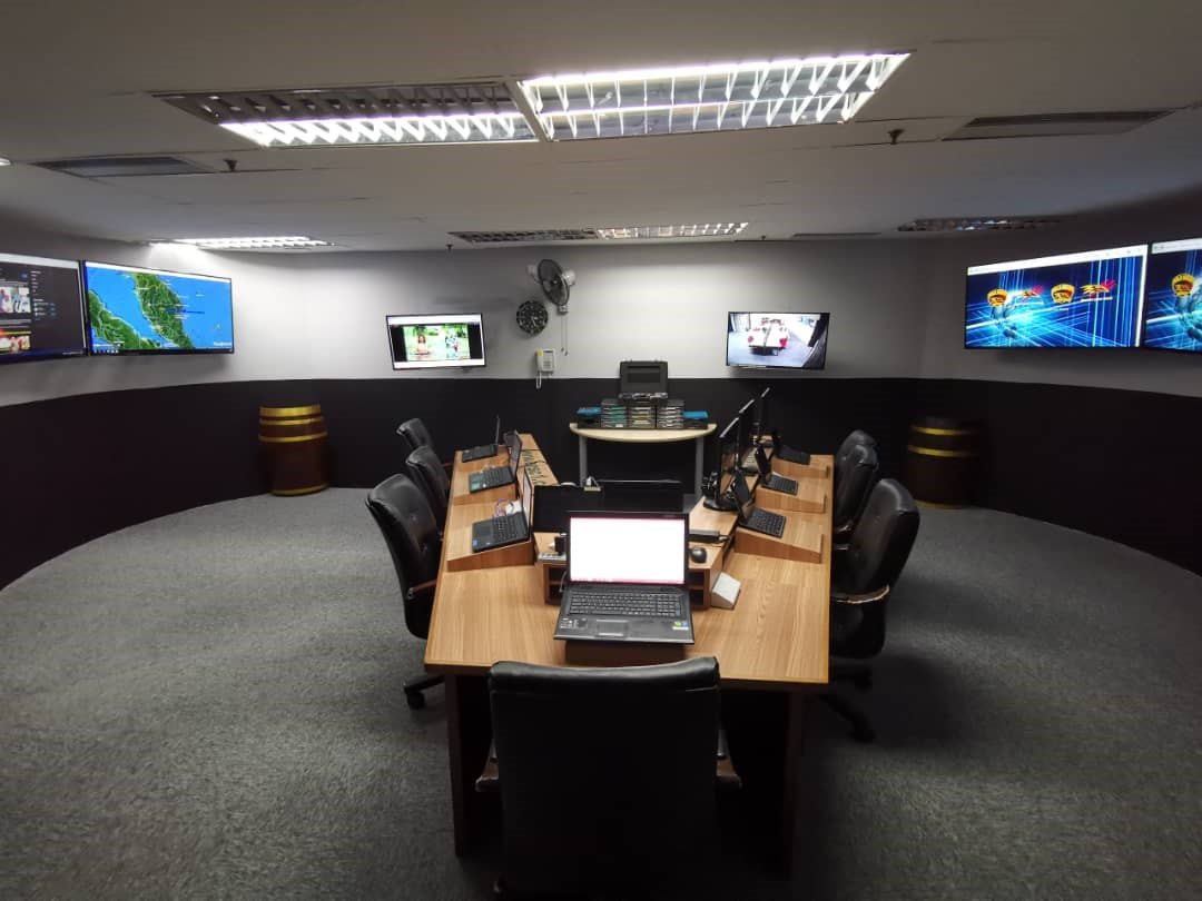 WGG Academy Center of Excellence Incident Command Center
